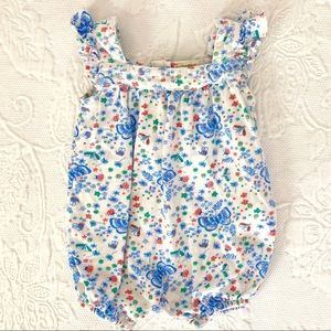 Tiny Twig | Butterfly Bubble Romper 🦋